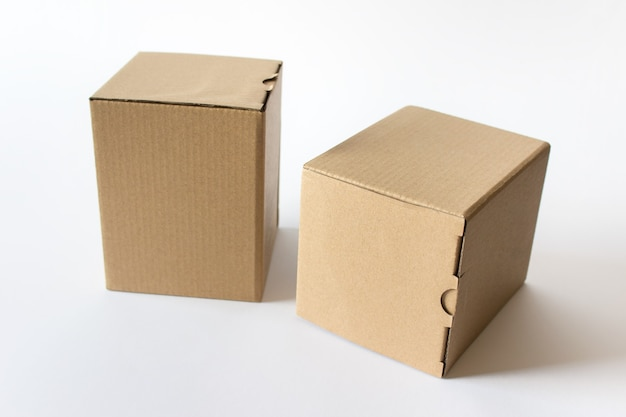 Two carton packages
