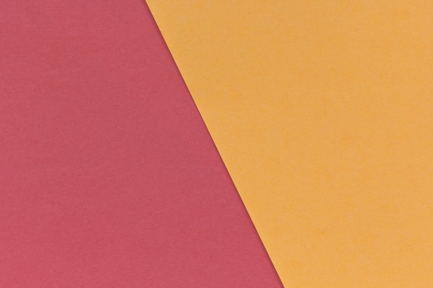 Two tone color paper background