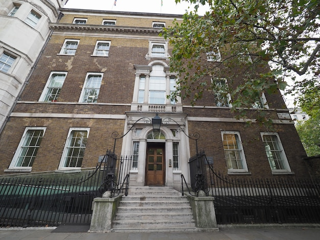 Ty gwdyr house wales office in london