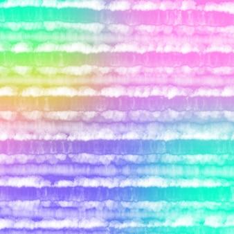 タイダイパステルカラフルなグラデーション白いスパイラル背景