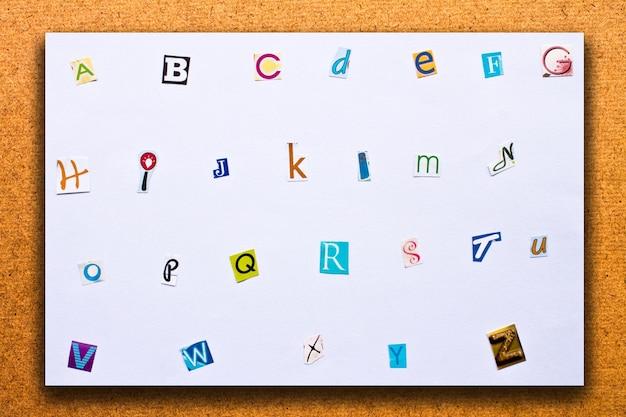 タイプワードテキストタイプセット印刷