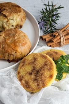 Typical moroccan food.halal.