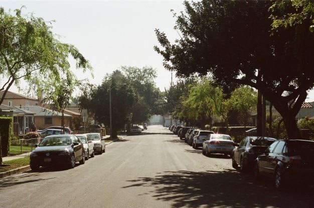 Typical neighborhood