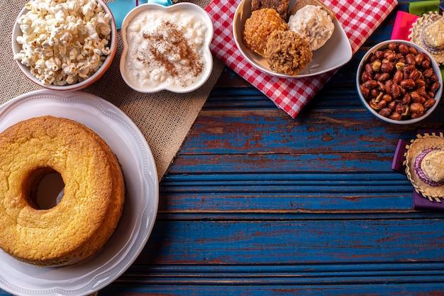 Типичные сладости от festa junina