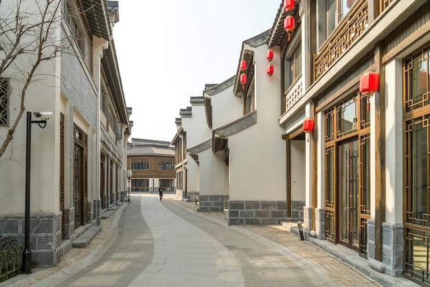 Typical village street