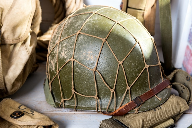 U.s. military equipmentof world war ii