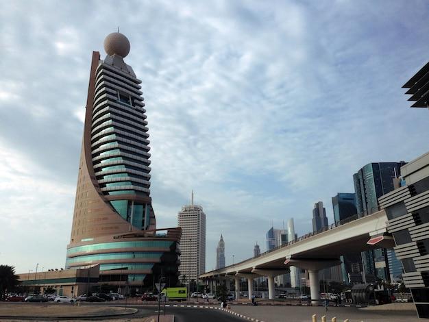 ドバイuaeビルディングタワー