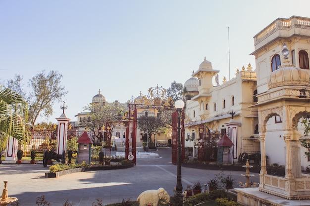 ウダイプールシティパレスラジャスタンインド