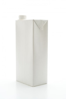 Ящик для молока uht