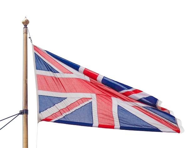 영국 국기 절연