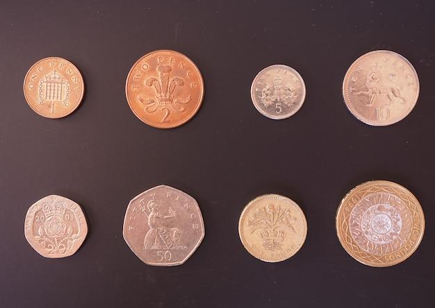영국 파운드 동전