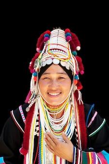 Uloakha akha woman