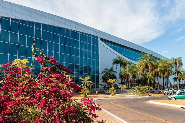 Ulysses guimaraes convention center brasilia df brazil on august 14 2008