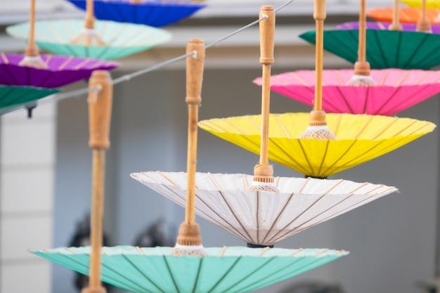 Umbrella decorate