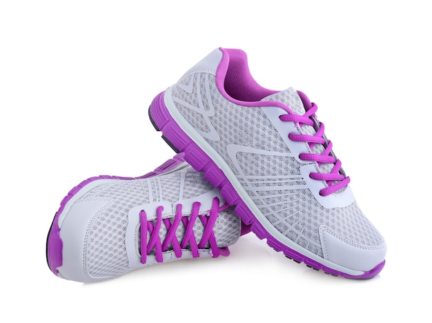 흰색 절연 unbranded 스포츠 신발