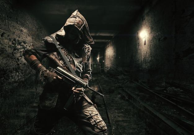 Underground life after doomsday