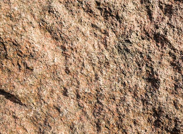 Неравномерная структура разноцветного камня