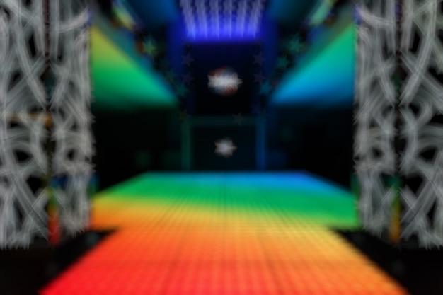 Нецеленаправленных ввода цвета диско