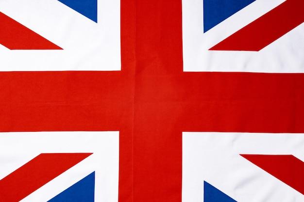 Флаг юнион джек соединенного королевства,