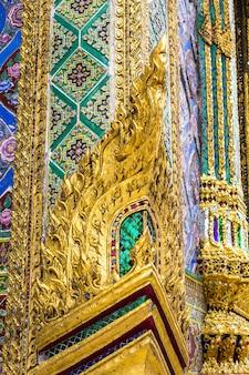 Unique thai art pattern