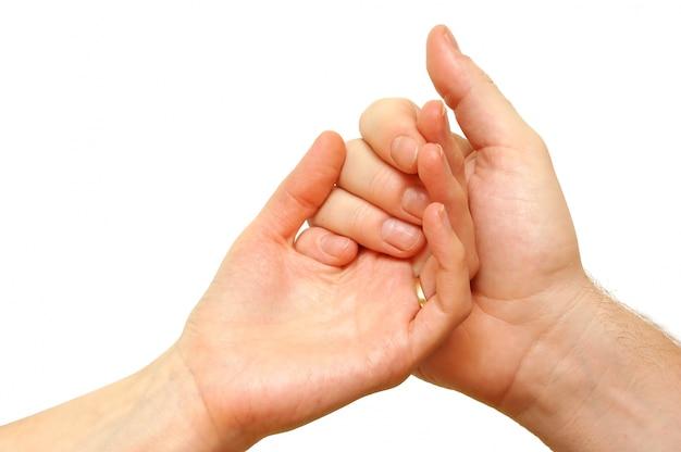 Объединенные руки