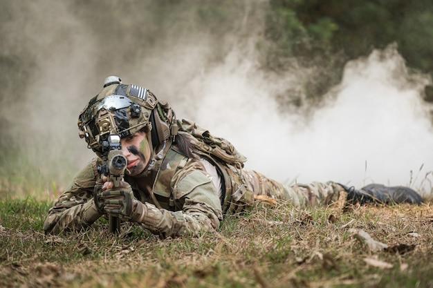 Рейнджеры армии сша во время военной операции