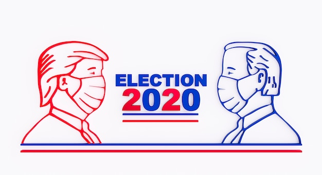 Концепция голосования выборы в сша
