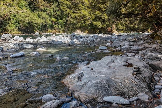 Необычное горное образование в громовой ручей