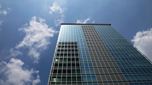 2階の建物