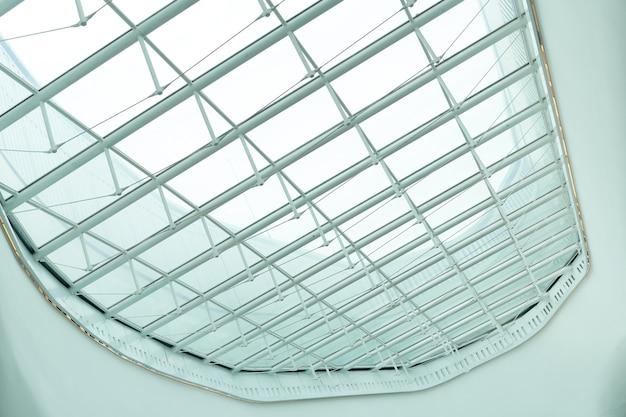 Потолочная структура торгового центра uprisen view.as background interior
