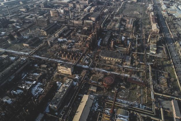 都市廃工場