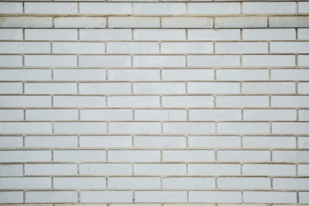 Urban brick wall surface
