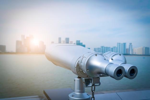 Городской телескоп