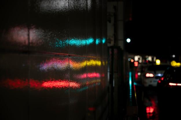 영화 미학의 도시 신비한 빛