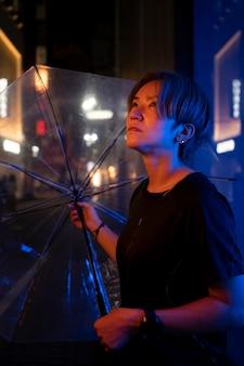Городские загадочные огни киноэстетики