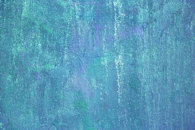 Городская стена, бетонная поверхность синего цвета, цвет текстуры цемента