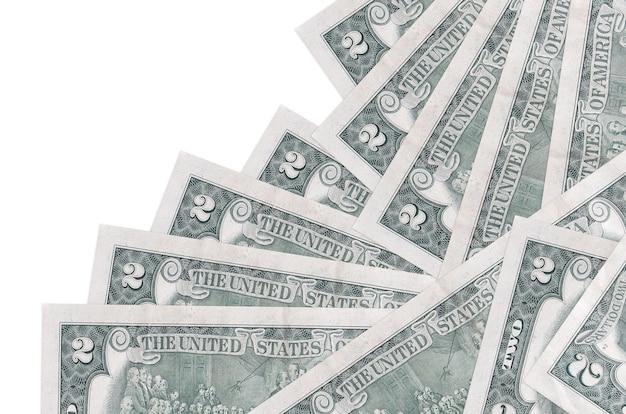 米ドル紙幣は分離された異なる順序にあります
