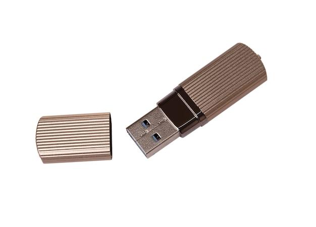 컴퓨터에 usb 플래시 드라이브가 격리 됨