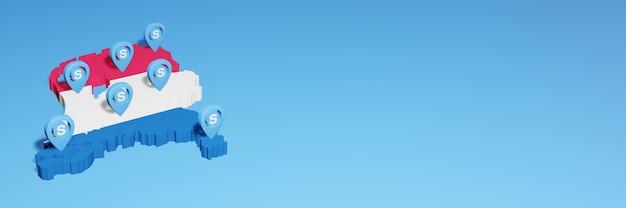 Использование skype в нидерландах для социальных сетей. телевидение и фон веб-сайта закрывают пустое пространство.