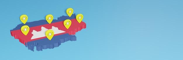 ソーシャルメディアテレビとウェブサイトの背景カバーのニーズのためのカンボジアでのsnapchatの使用