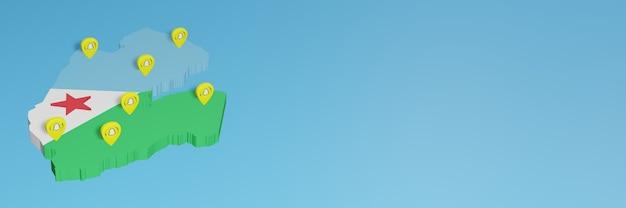 ソーシャルメディアテレビとウェブサイトの背景カバーの空白スペースのニーズのためのジブチでのsnapchatの使用
