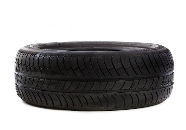 화이트에 사용 된 타이어