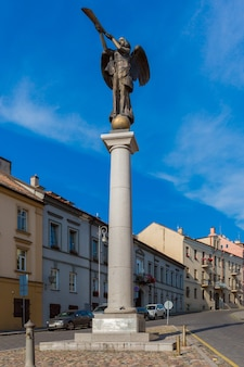 Uzupis angel, symbol quarter of an independent republic uzupis