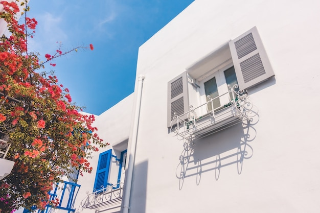 Vacation mykonos travel tourism village