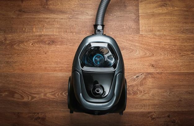 木の床の掃除機