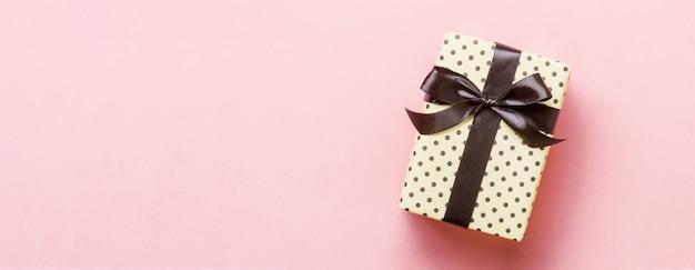 休日の装飾で陽気なバレンタイン、デザインのためのコピースペース。