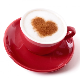 Valentine day coffee
