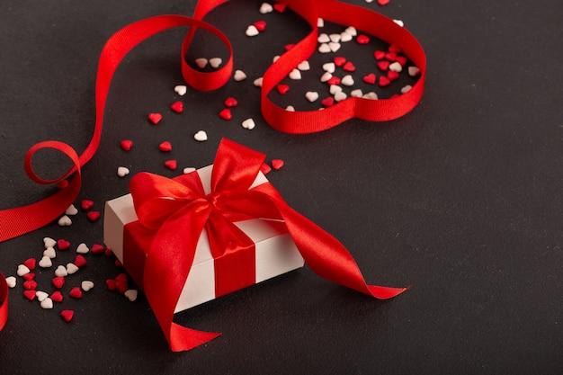 バレンタインデーのギフト。