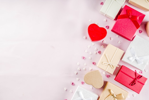 Valentine's day gifts gift boxes