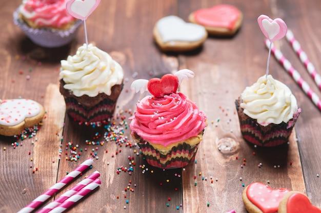 Valentine's day sweet background